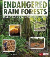 Endangered Rain Forests