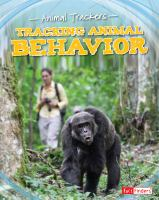 Tracking Animal Behavior
