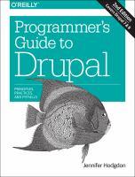 Programmer's Guide to Drupal