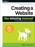 Creating A Website