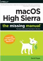 Image: MacOS High Sierra