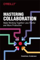 Mastering Collaboration