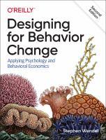 Designing for Behavior Change, 2nd Edition