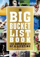The Big Bucket List Book