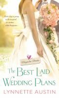The Best Laid Wedding Plans