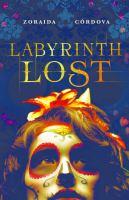 Cover of Labyrinth Lost (Brooklyn B