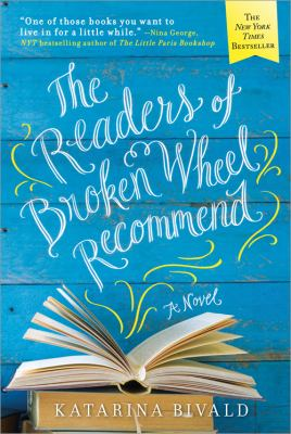 Cover of The Readers of Broken Wheel Recommend by Katarina Bivald