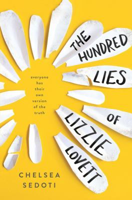 Cover image for The Hundred Lies of Lizzie Lovett