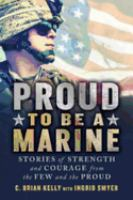 Proud to Be A Marine