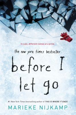 Cover image for Before I Let Go