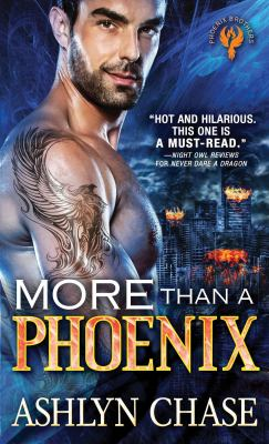 Cover image for More Than A Phoenix