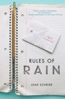 The Rules of Rain