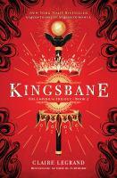 EMPIRIUM TRILOGY. BOOK 02, KINGSBANE