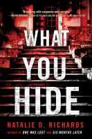 What You Hide