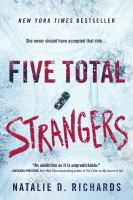 Cover of Five Total Strangers