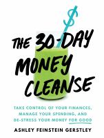 30-day Money Cleanse