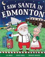 I Saw Santa in Edmonton