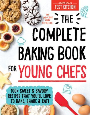 The Complete Baking Book for Young Chefs(book-cover)