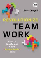 Revolutionize Teamwork
