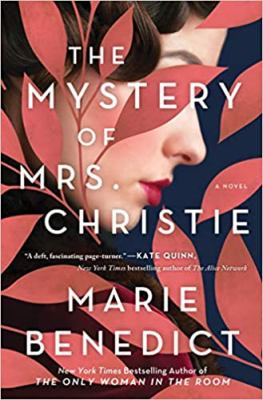 The mystery of Mrs. Christie : a novel