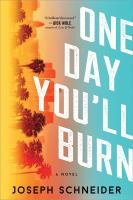 One day you'll burn : a novel