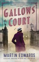 Gallows Court by Martin Edwards (book cover)