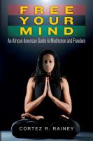 Cover of Free Your Mind: An African