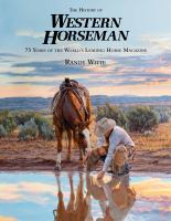 The History of Western Horseman