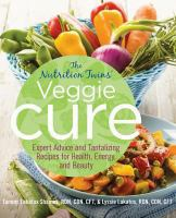 Nutrition Twins' Veggie Cure