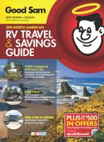 Good Sam RV Travel Guide & Campground Guide