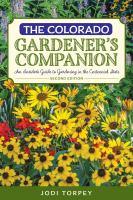 The Colorado Gardener's Companion