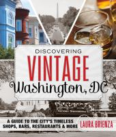 Discovering Vintage Washington, DC