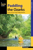 Paddling the Ozarks