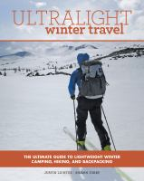 Ultralight Winter Travel