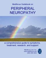 Medifocus Guidebook on Peripheral Neuropathy