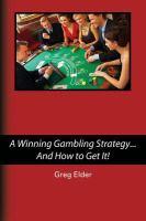 A Winning Gambling Strategy