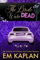 The Bride Wore Dead