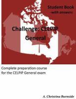 Challenge : CELPIP-General
