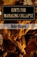 Hints for Managing Collapse