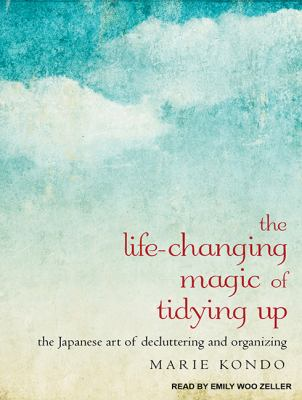 Cover image for The Life-changing Magic of Tidying up