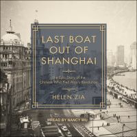 Last Boat Out of Shanghai