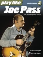 Play like Joe Pass