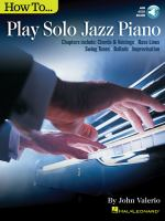 How to... Play solo jazz piano