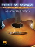 First 50 Songs You Should Fingerpick on the Guitar
