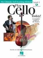Play Cello Today