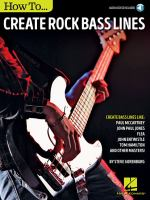 How To-- Create Rock Bass Lines