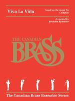 Viva La Vida: for Brass Quintet / Score + Parts