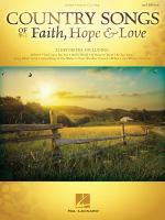 Country Songs of Faith, Hope & Love