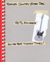 Bootleg Country Guitar Tabs