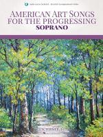 American Art Songs for the Progressing Soprano